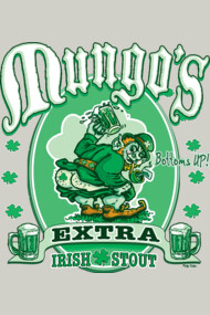 Mungo's Irish Extra St. Patrick's Day  Stout