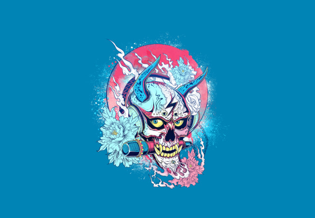 Rock and Roll - Hannya  Artwork