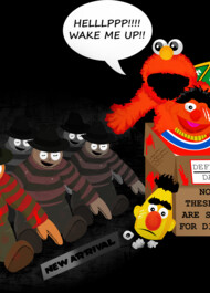 Nightmare on Elmo's Street