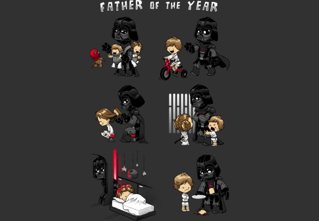 Father of the Year  Artwork