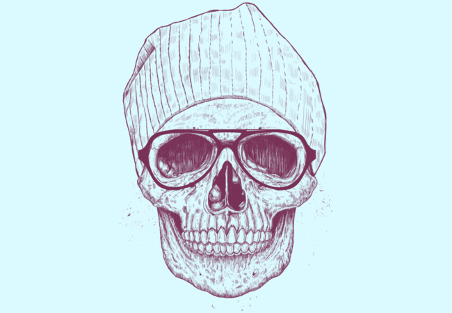 Cool skull  Artwork