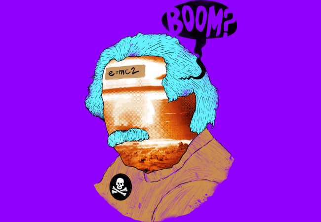Mr. Boom Man  Artwork