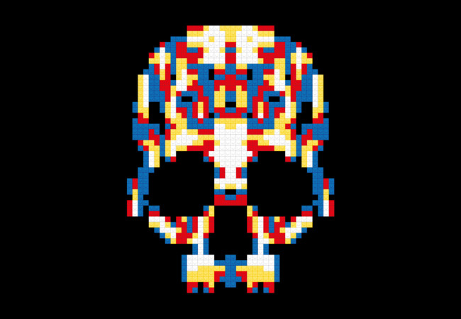 Lego My Skull When I Die :)  Artwork