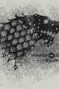 winter is coming stark