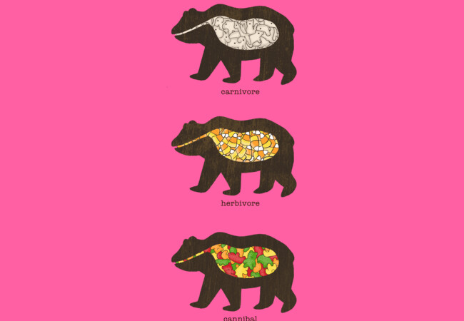 The Eating Habits of Bears  Artwork