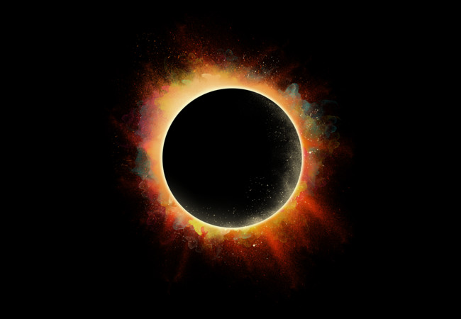 Colors of Eclipse  Artwork