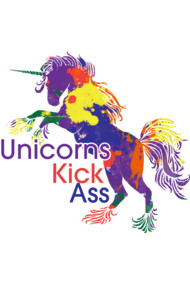 Unicorns KICK ASS