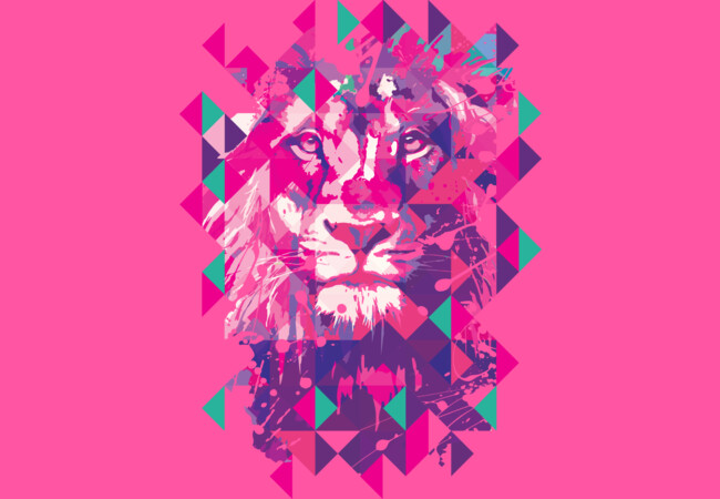 Lion's life  Artwork