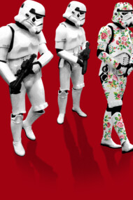 Stormtrooper Trendy Camo Suit