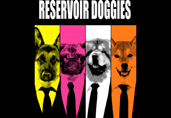 Reservoir doggies  Artwork