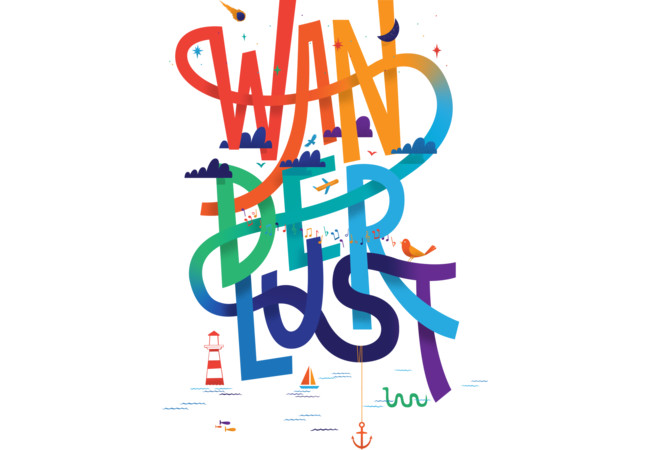 Wanderlust  Artwork
