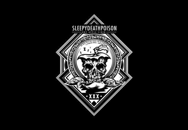 SleepyDeathPoison  Artwork