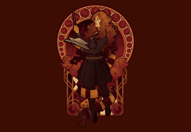 The Brightest Witch of Her Age  Artwork