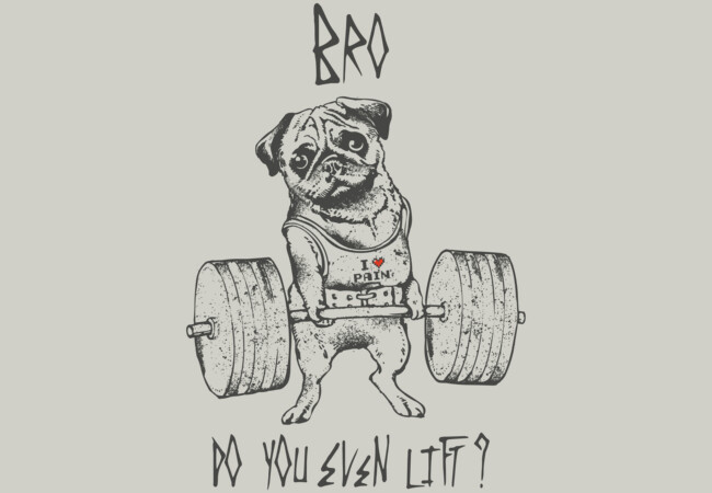Do You Even Lift  Artwork