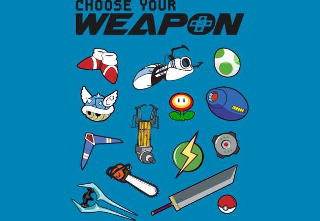 Choose Your Weapon  Artwork