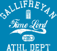 Gallifreyan Time Lord