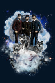 Three Gentleman Werewolf Moon