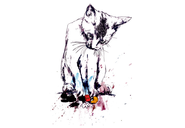 Cat's Prey  Artwork