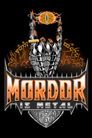 Mordor is Metal