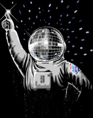 Houston, we have disco fever!