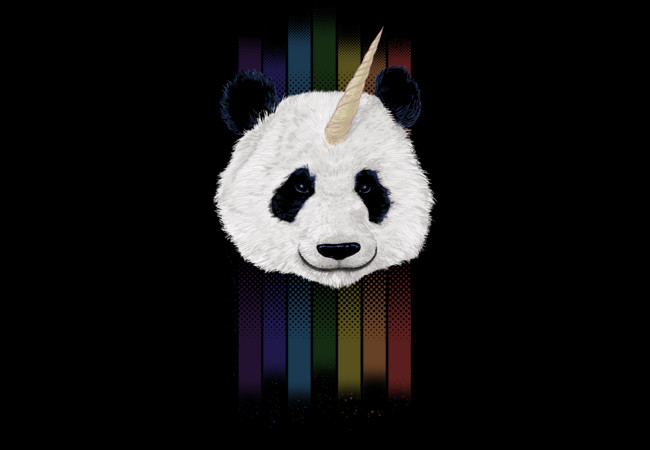 Pandacorn  Artwork