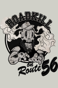 Roadkill on Route 56