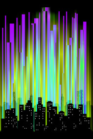 Techno City Lights