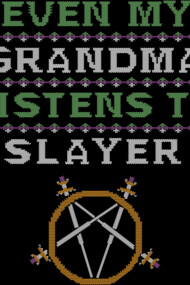 Slayer Grandma