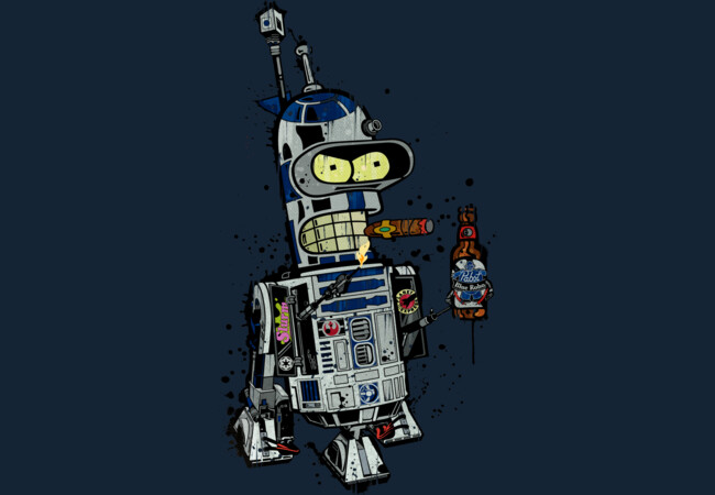 BendR2D2  Artwork