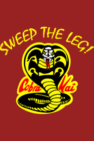 Cobra Kai - Sweep The Leg