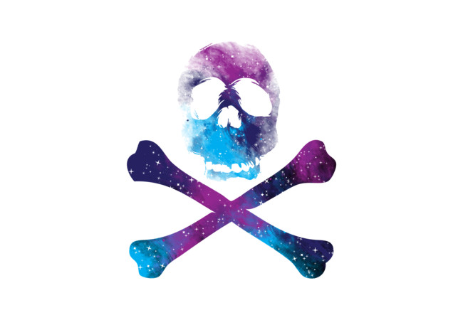 Skullaxy  Artwork