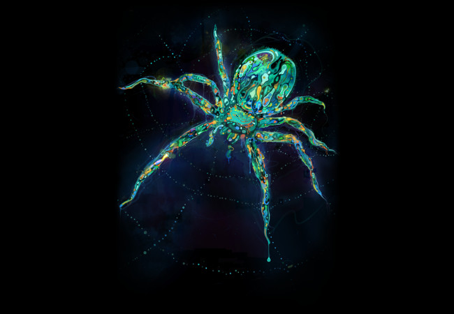 Spider  Artwork