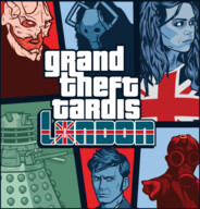 Grand Theft Tardis - London