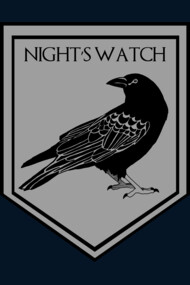GOT Night's Watch Sigil