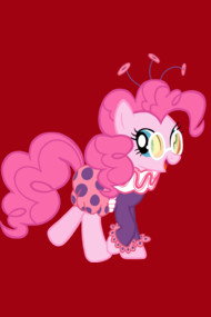 Jolly Pinkie Pie