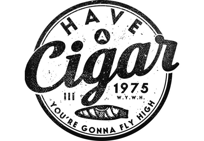 Have A Cigar  Artwork