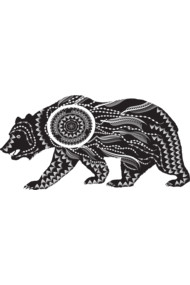 Ornamental Bear