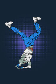 Break Dance-Zombies