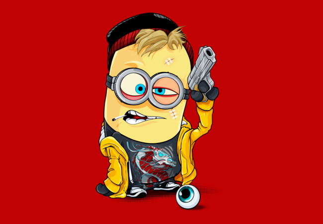 Jesse Pinkminion  Artwork