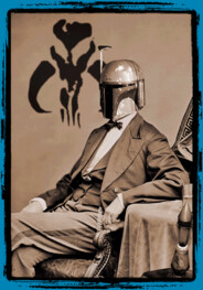 Portrait of Sir Fett