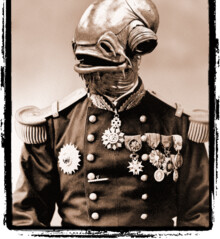 Portrait of Sir Ackbar
