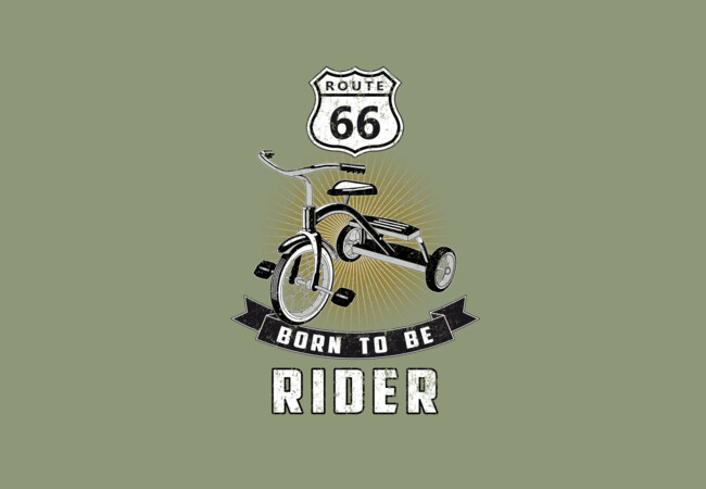 born to be rider