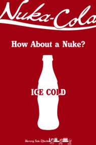 Nuka Cola Ice Cold
