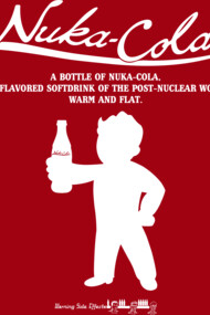 Nuka Cola Warm and Flat