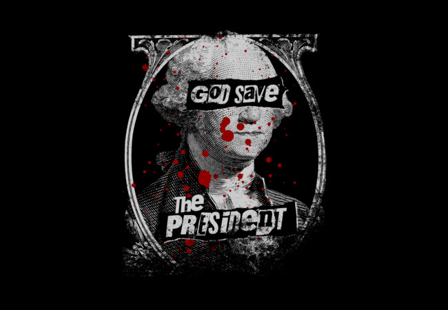 God Save the President  Artwork