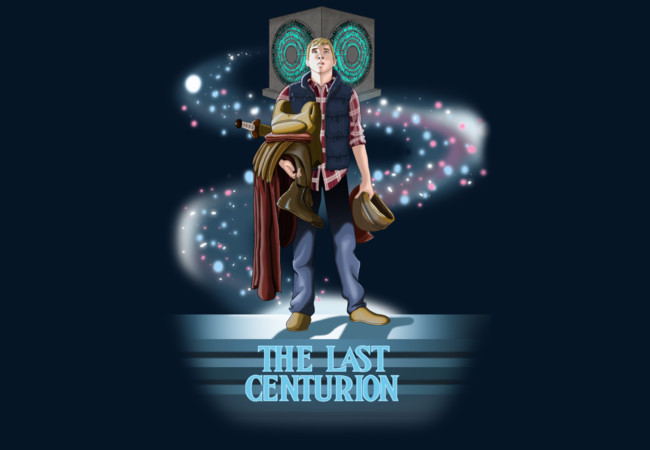 The Last Centurion  Artwork