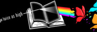 Dark Side of the Reading Rainbow