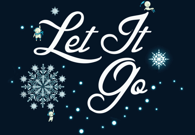 Let It Go - Frozen  Artwork