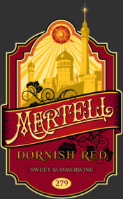 Martell Dornish Red