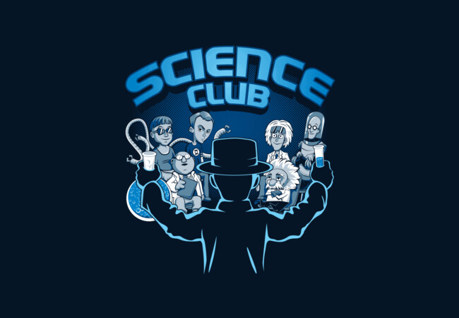 Science Club  Artwork
